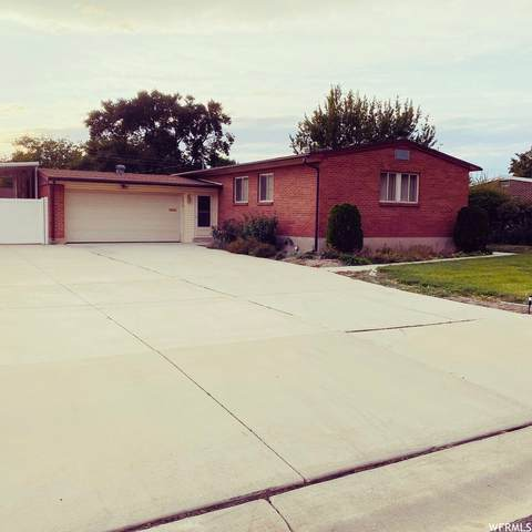 7078 S 2825 E, Cottonwood Heights, UT 84121 (#1770282) :: Exit Realty Success