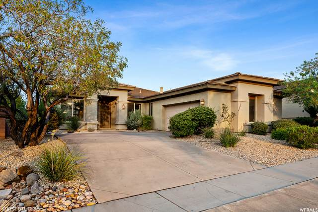 3466 E Canyon Crest Ave, Washington, UT 84780 (#1770292) :: Doxey Real Estate Group