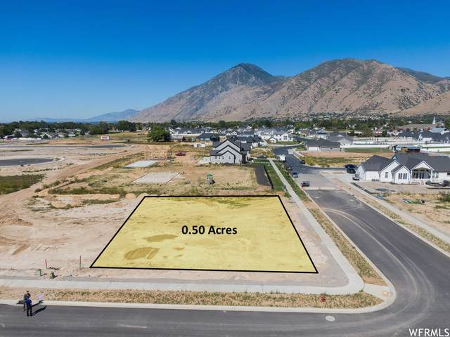 572 W 500 N #18, Mapleton, UT 84664 (#1770299) :: Utah Dream Properties