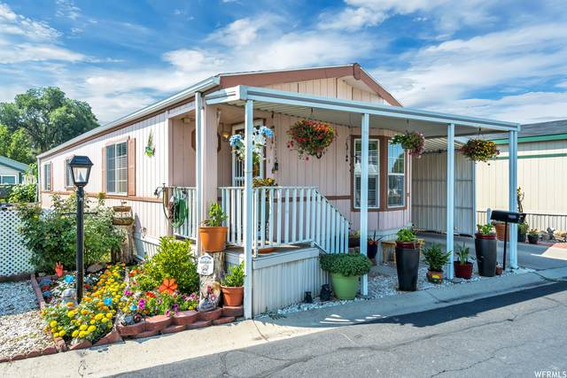 1115 W Barberry Dr S #134, Taylorsville, UT 84123 (MLS #1770301) :: Summit Sotheby's International Realty