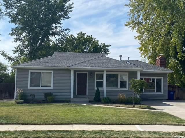 457 N 150 E, Kaysville, UT 84037 (#1770323) :: Utah Dream Properties