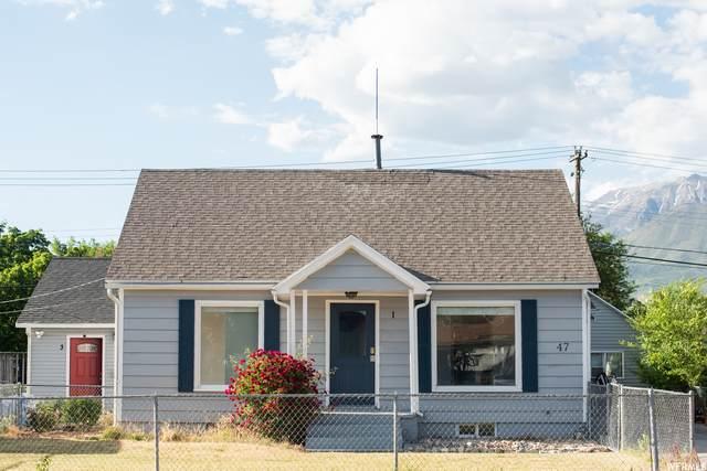 47 E 800 S, Orem, UT 84058 (#1770328) :: Pearson & Associates Real Estate