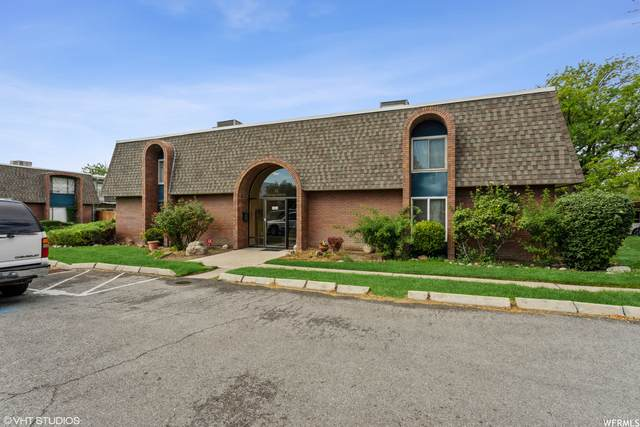 50 W Lester Ave S H17, Salt Lake City, UT 84107 (MLS #1770338) :: The Shear Team