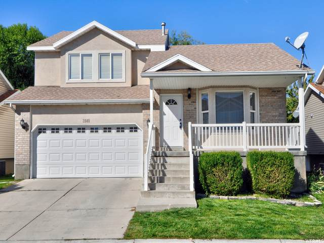 3148 S Ivy Park Dr, West Valley City, UT 84119 (#1770341) :: goBE Realty