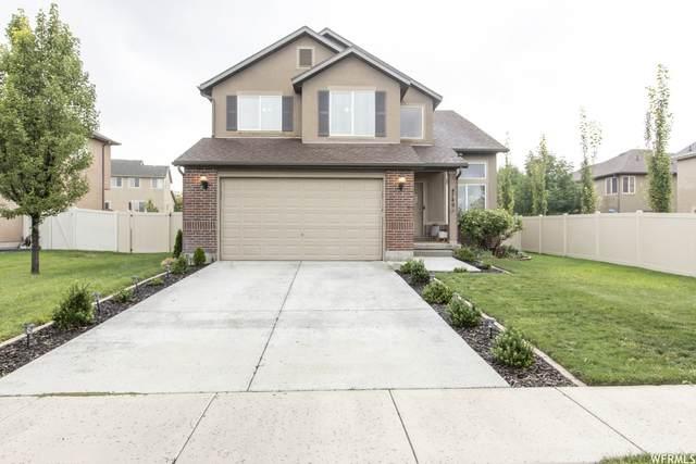 4749 E Silver Mountain Rd, Eagle Mountain, UT 84005 (#1770342) :: Gurr Real Estate