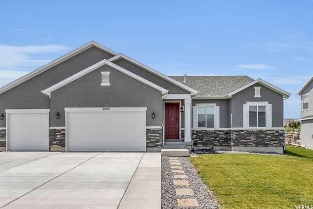2653 S Shorewood Dr, Saratoga Springs, UT 84045 (#1770344) :: Gurr Real Estate