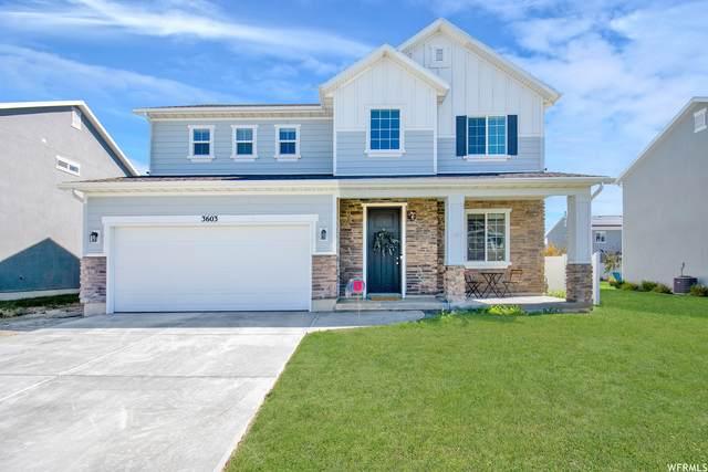 3603 S Clearwater Way, Syracuse, UT 84075 (#1770349) :: Bustos Real Estate | Keller Williams Utah Realtors