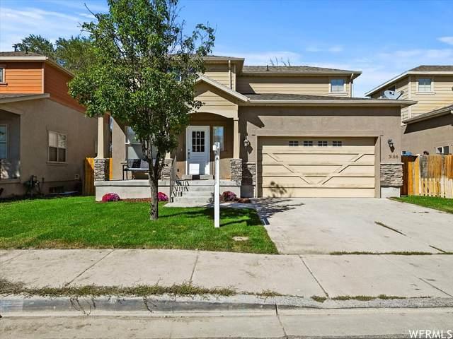 3166 W Designer Ct, West Valley City, UT 84119 (#1770351) :: Utah Best Real Estate Team   Century 21 Everest