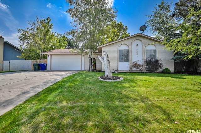 2887 W Whitehall Dr S, West Valley City, UT 84119 (#1770360) :: Utah Best Real Estate Team   Century 21 Everest
