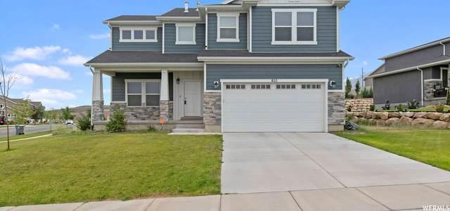 653 W Leroy Cir S, Saratoga Springs, UT 84045 (#1770365) :: Berkshire Hathaway HomeServices Elite Real Estate