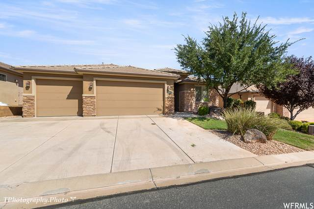 805 S Dixie Dr #42, St. George, UT 84770 (#1770366) :: Colemere Realty Associates