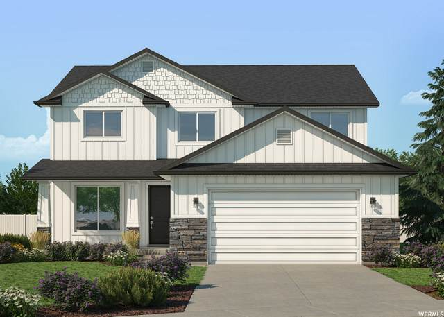 7792 N Sweetbriar Rd #717, Eagle Mountain, UT 84005 (#1770370) :: Colemere Realty Associates