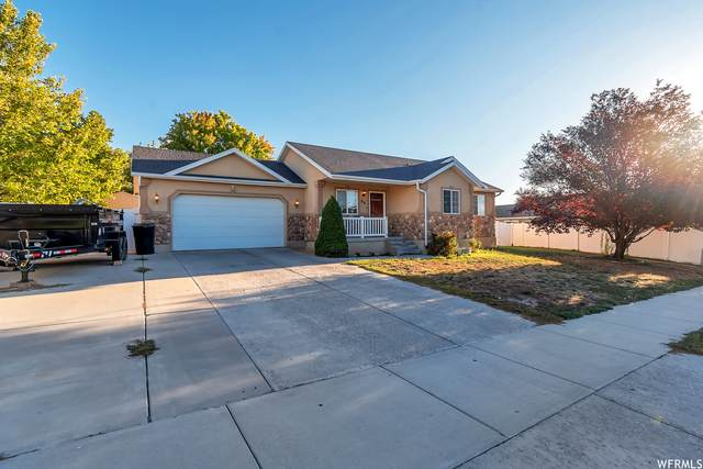 64 E 1320 S, Payson, UT 84651 (#1770371) :: Red Sign Team