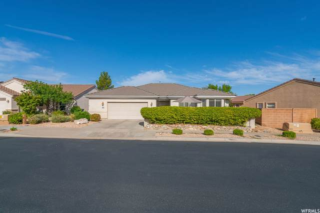 4466 S Peaceful River Dr, St. George, UT 84790 (MLS #1770378) :: Summit Sotheby's International Realty