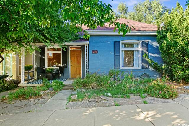 222 W Fern Ave, Salt Lake City, UT 84103 (#1770382) :: goBE Realty