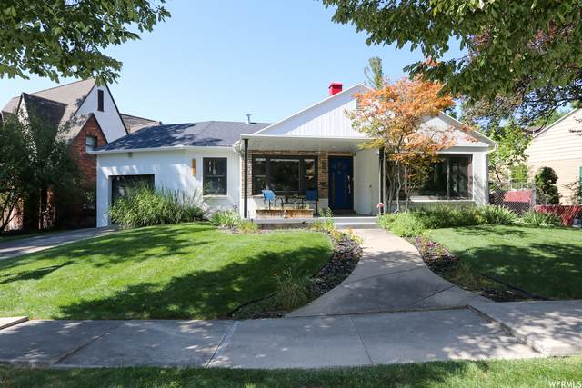 1387 E Princeton Ave, Salt Lake City, UT 84105 (#1770385) :: Bustos Real Estate | Keller Williams Utah Realtors