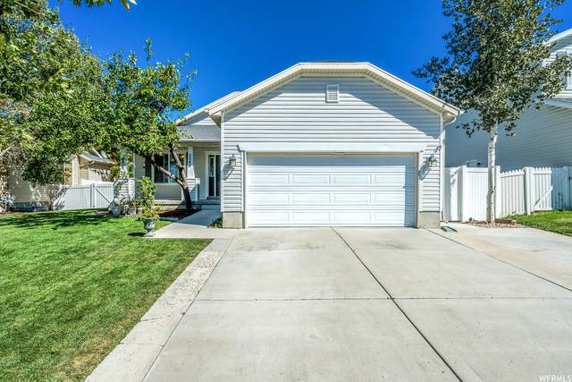 5540 N Lorraine Way E, Stansbury Park, UT 84074 (#1770393) :: Doxey Real Estate Group