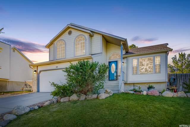 6302 S Clover Creek Ln W, Salt Lake City, UT 84118 (#1770401) :: Bustos Real Estate   Keller Williams Utah Realtors