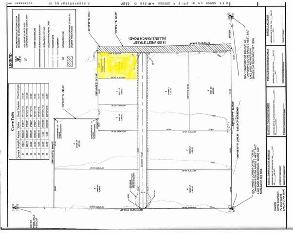 901 N 18150 W #1, Fairfield, UT 84013 (#1770408) :: Belknap Team