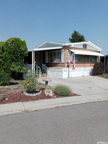 3800 S 1900 W #116, Roy, UT 84067 (#1770419) :: Colemere Realty Associates