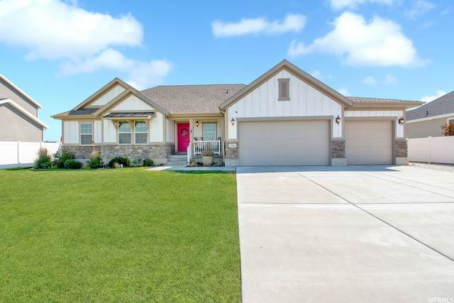 2266 N 3600 W, Clinton, UT 84015 (#1770423) :: Doxey Real Estate Group