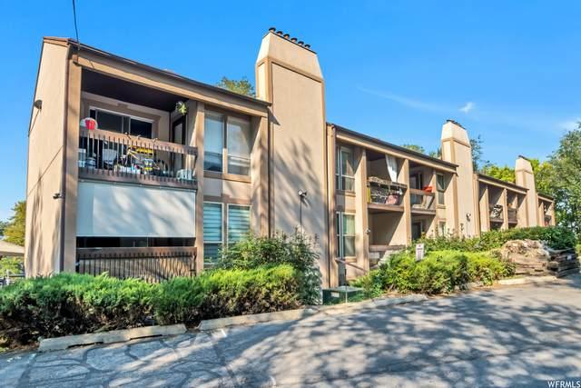 424 N Center St W #306, Salt Lake City, UT 84102 (#1770428) :: Bustos Real Estate | Keller Williams Utah Realtors