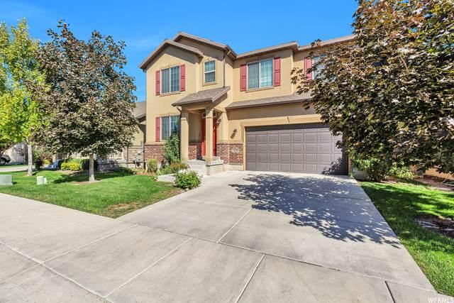 11153 S Heather Grove Ln W, South Jordan, UT 84095 (#1770443) :: Bustos Real Estate   Keller Williams Utah Realtors