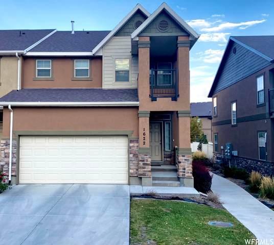 1622 N Catagena Pkwy, Saratoga Springs, UT 84045 (#1770450) :: Utah Best Real Estate Team | Century 21 Everest