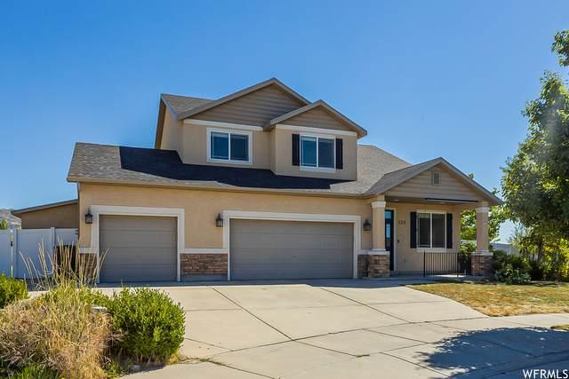 558 Windsor Ct N, North Salt Lake, UT 84054 (#1770456) :: Powder Mountain Realty