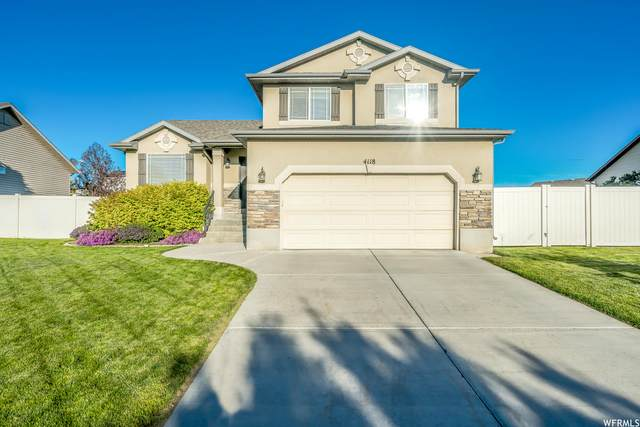4118 S 3375 W, West Haven, UT 84401 (MLS #1770483) :: The Shear Team