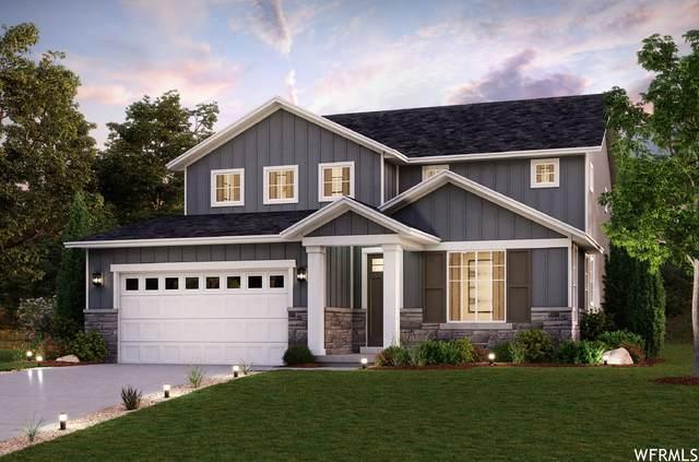 1766 E Johnstown Rd N #710, Eagle Mountain, UT 84005 (#1770505) :: Colemere Realty Associates