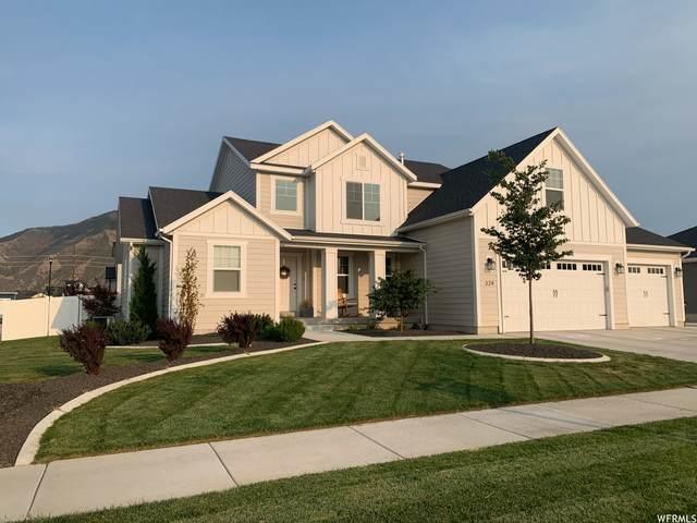324 N 2700 E, Spanish Fork, UT 84660 (#1770506) :: Utah Dream Properties