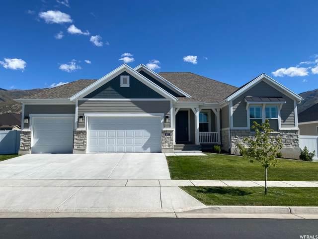 1872 N Frost Dr, Farmington, UT 84025 (#1770510) :: Utah Best Real Estate Team | Century 21 Everest
