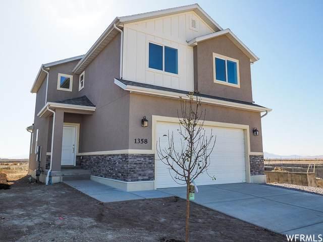 1319 Reichert St #265, Eagle Mountain, UT 84005 (#1770513) :: Bustos Real Estate | Keller Williams Utah Realtors