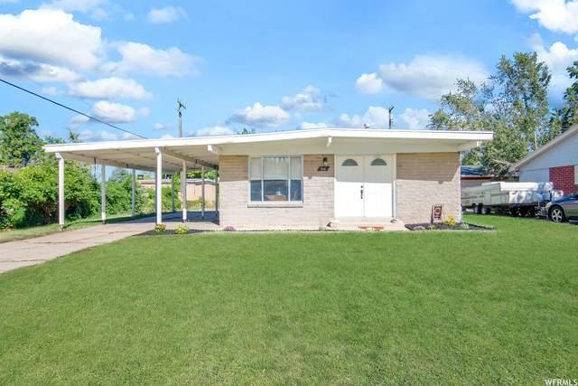 816 E 4500 S, Ogden, UT 84403 (MLS #1770534) :: Lookout Real Estate Group