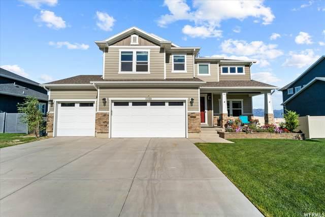 3368 S Tytus Ln, Saratoga Springs, UT 84045 (#1770537) :: Berkshire Hathaway HomeServices Elite Real Estate
