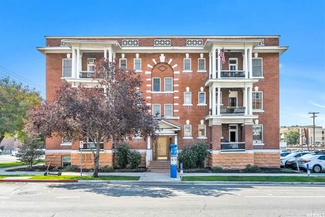 276 E Broadway S3, Salt Lake City, UT 84111 (#1770540) :: Doxey Real Estate Group