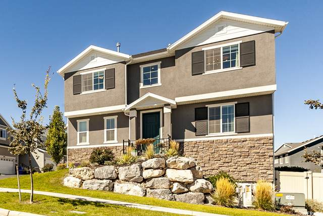 3071 S Red Pine Dr W, Saratoga Springs, UT 84045 (#1770544) :: Berkshire Hathaway HomeServices Elite Real Estate