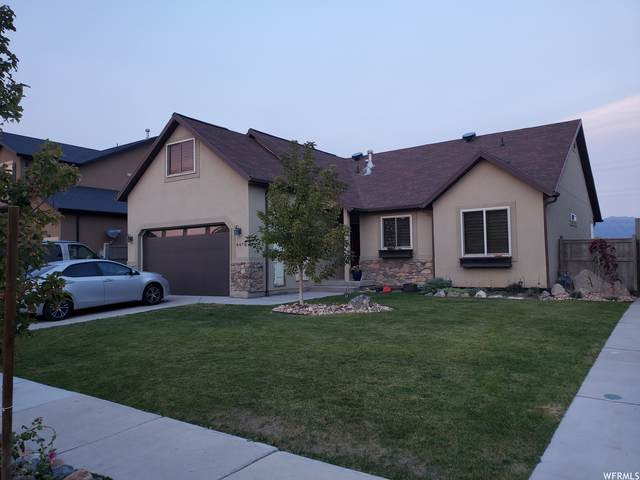 8478 N Western Gailes Dr E, Eagle Mountain, UT 84005 (MLS #1770559) :: Summit Sotheby's International Realty