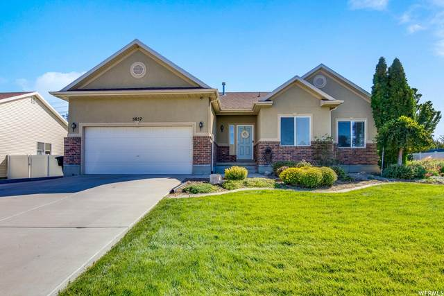 5857 W La Rieta Dr, Herriman, UT 84096 (#1770568) :: Bustos Real Estate | Keller Williams Utah Realtors