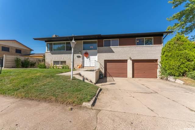 4015 S Eccles Ave E, Ogden, UT 84403 (#1770575) :: Utah Dream Properties
