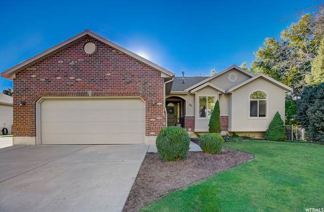 241 N 750 E, Kaysville, UT 84037 (#1770591) :: Doxey Real Estate Group