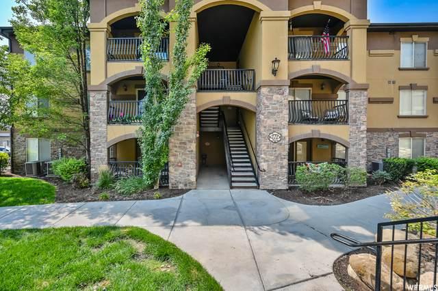 518 S 2150 W #304, Pleasant Grove, UT 84062 (#1770596) :: Berkshire Hathaway HomeServices Elite Real Estate