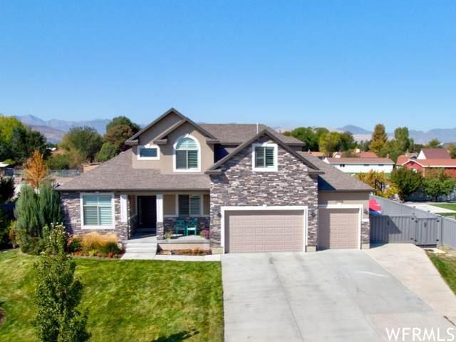 13308 S Caden Kyan Cir W, Riverton, UT 84065 (#1770599) :: Bustos Real Estate | Keller Williams Utah Realtors