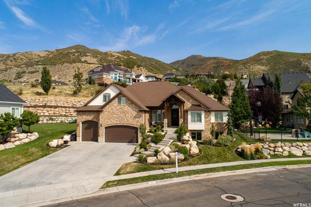 1203 Deer Ridge Rd, Fruit Heights, UT 84037 (MLS #1770603) :: Summit Sotheby's International Realty