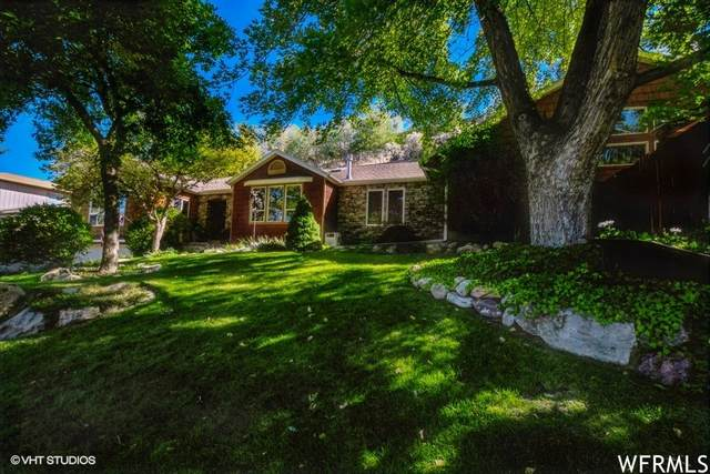 5603 S Indian Rock Rd, Holladay, UT 84117 (#1770613) :: Doxey Real Estate Group