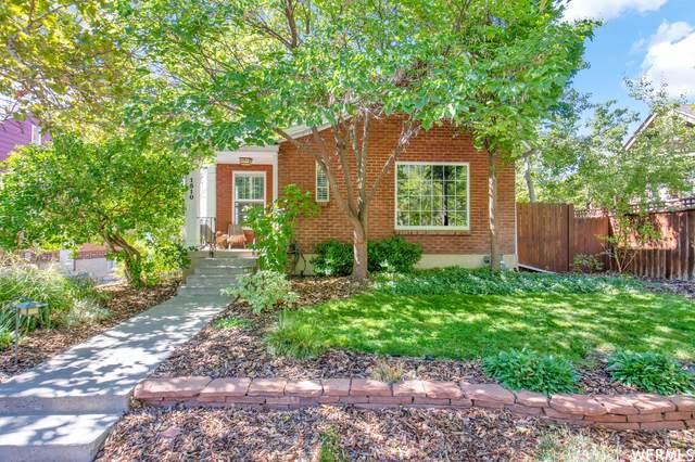1510 S 1600 E, Salt Lake City, UT 84105 (#1770629) :: Bustos Real Estate | Keller Williams Utah Realtors
