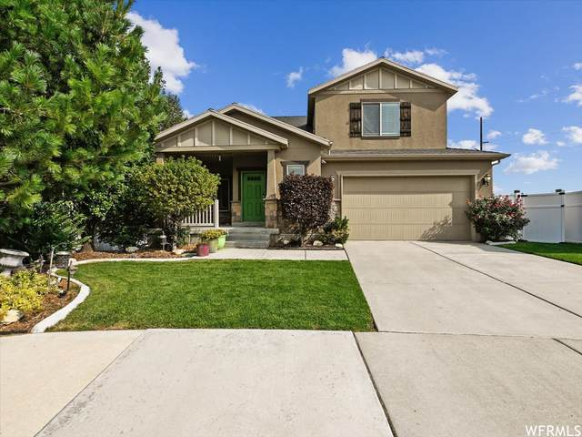 11363 S Hereford Ct. W, South Jordan, UT 84009 (#1770641) :: Doxey Real Estate Group