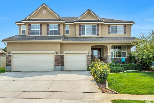 337 W Amsterdam Ave, Stansbury Park, UT 84074 (#1770643) :: Red Sign Team