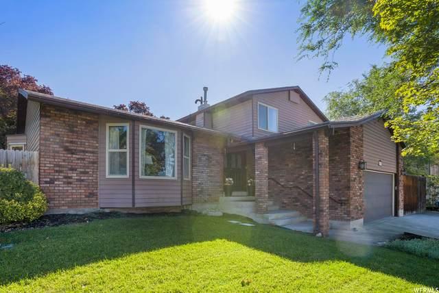 11335 S Paloma Way, Sandy, UT 84094 (#1770647) :: Bustos Real Estate   Keller Williams Utah Realtors